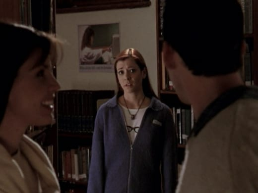 Caught In The Act - Buffy the Vampire Slayer Season 2 Episode 14