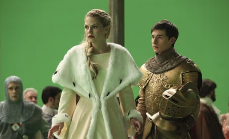 Emma and Henry's Alternate Reality - Once Upon a Time Season 6 Episode 10