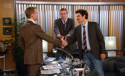 """How I Met Your Mother Review: """"Unfinished"""""""