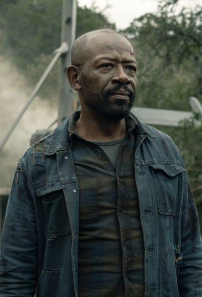 Noticing the Change - Fear the Walking Dead Season 5 Episode 1