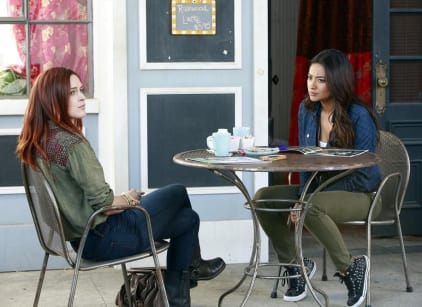 Watch Pretty Little Liars Season 4 Episode 8 Online