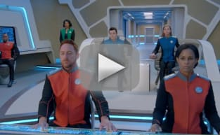 "The Orville Season 2: First Look Reveals ""Sweetness"""