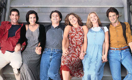 Friends Turns 20: Relive Classic Cast Photos, 236 Seconds of Hilarity