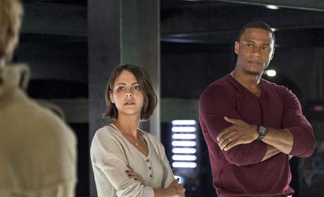 Heads Turned - Arrow Season 4 Episode 5