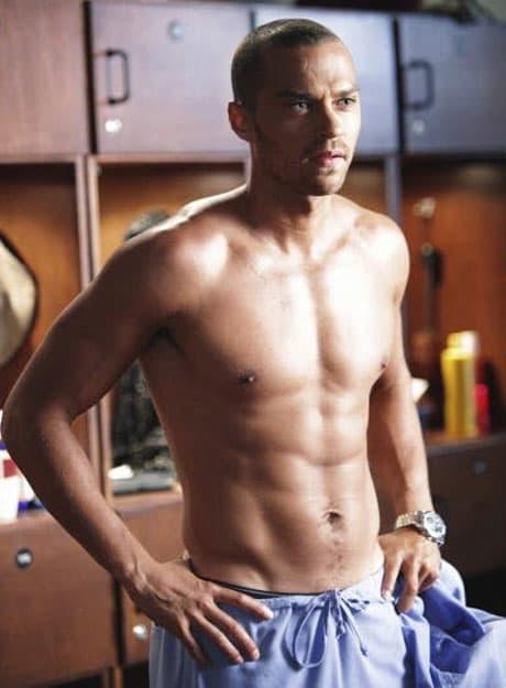 Jesse Williams as Jackson Avery - Grey's Anatomy