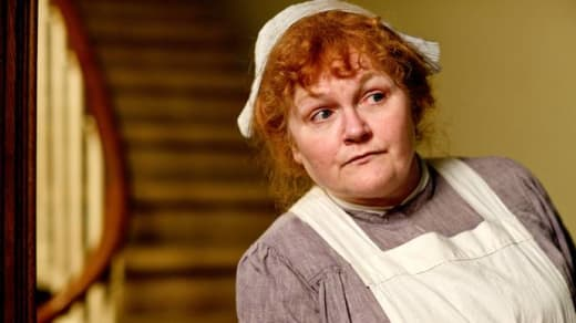 Mrs. Patmore Sees All - Downton Abbey