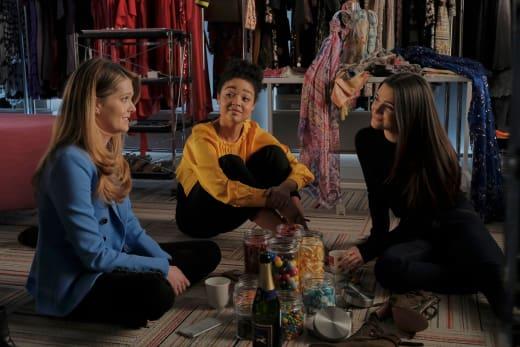 Sutton, Kat, and Jane - The Bold Type Season 2 Episode 3
