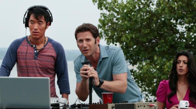 Hank the DJ?
