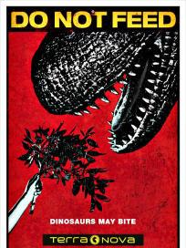 New Terra Nova Poster