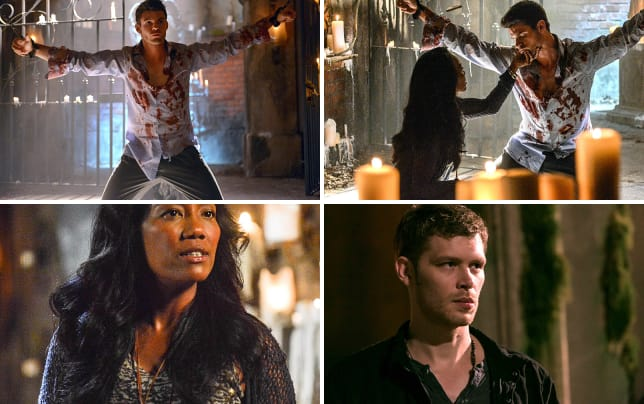 Very bloody elijah the originals