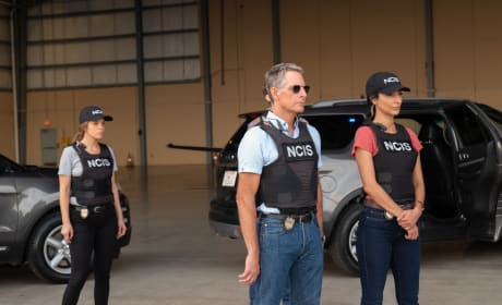 Isomnia and Nightmares - NCIS: New Orleans