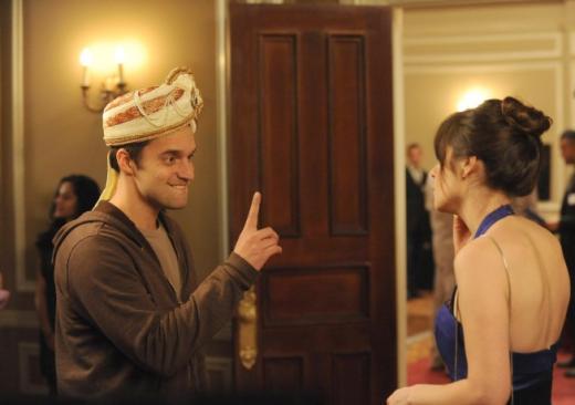 Nick in a Turban