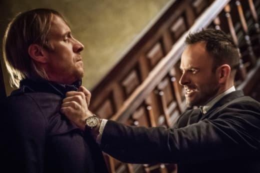 Sherlock vs. Mycroft