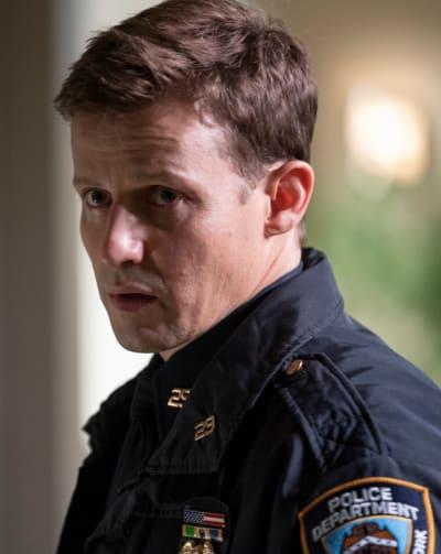 Helping His Fellow Officer - Blue Bloods Season 11 Episode 4