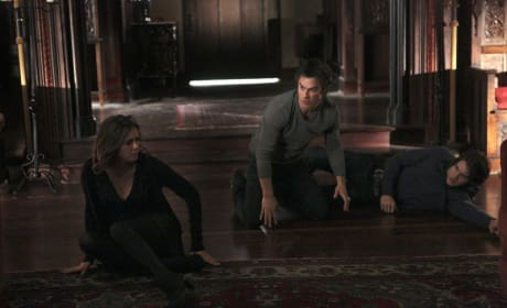 Down They Go! - The Vampire Diaries