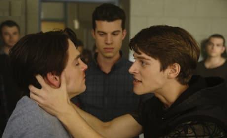 The Gauntlet of School - Teen Wolf