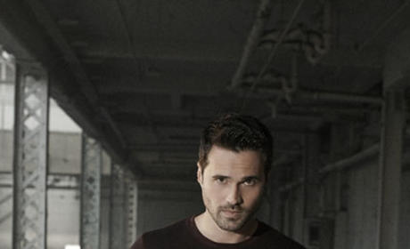 Brett Dalton as Grant Ward - Agents of S.H.I.E.L.D.