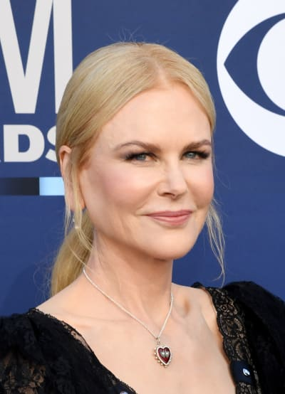 Nicole Kidman Attends 54th CMA Awards