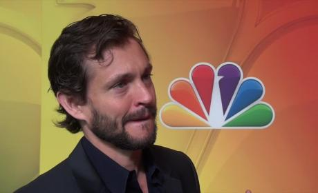 Hugh Dancy Upfront Interview