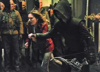 Watch Arrow Season 2 Episode 21 Online