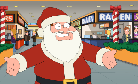 the power of santa family guy - Family Guy Christmas Episodes