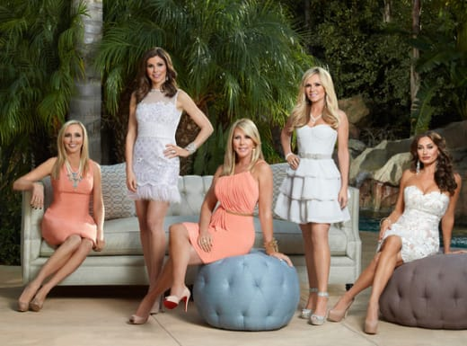 The Real Housewives of Orange County Cast Photo