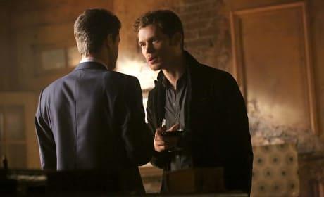 Klaus vs. Tristan - The Originals