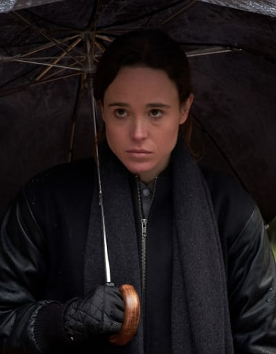 Ellen Page as Vanya aka The White Violin
