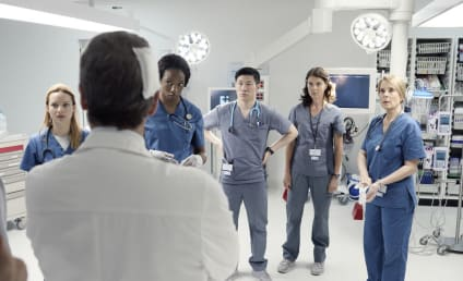 Transplant Season 1 Episode 2 Review: Tell Me Who You Are