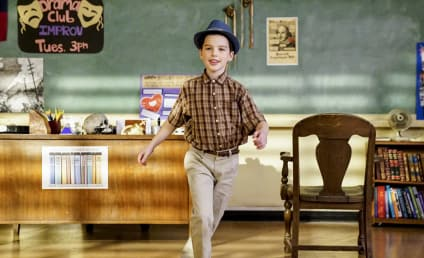 Watch Young Sheldon Online: Season 1 Episode 16