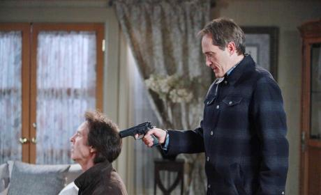 A Gun to His Head - Days of Our Lives