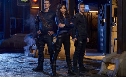 Killjoys Picture Preview: A Badass Space Adventure Begins
