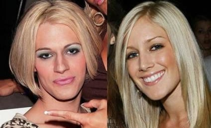 Heidi Montag Looks Like Chris Crocker