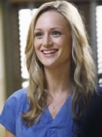 Lucy on Scrubs