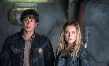 Bellamy & Clarke's Resolve – The 100 Season 4 Episode 3