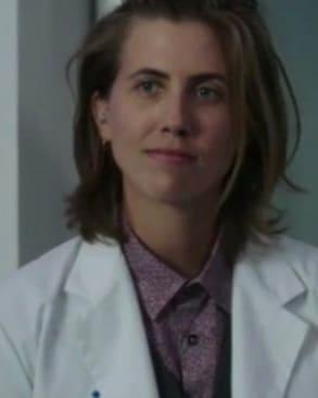 Dr. Bartley  - Grey's Anatomy Season 18 Episode 2
