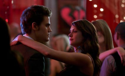 The Vampire Diaries Photo Preview: Having a Ball
