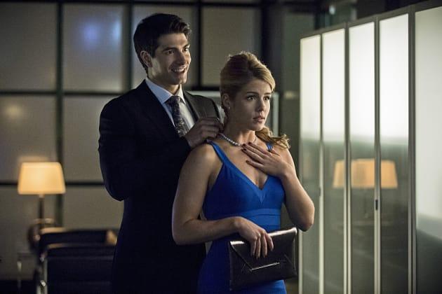 Getting Personal - Arrow Season 3 Episode 7