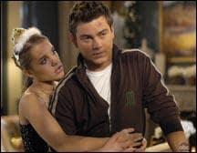 Kristen Alderson and Brandon Buddy