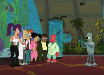 Watch Futurama Season 9 Episode 4 Online