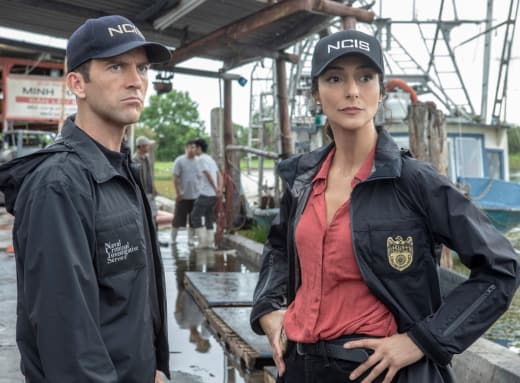 Getting a Reprieve - NCIS: New Orleans Season 5 Episode 4