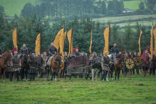 Civil War - Vikings Season 5 Episode 7