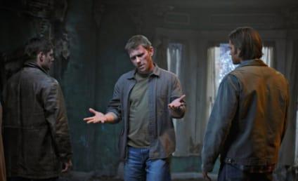 Supernatural Season Finale Photos: Sam, Dean and Lucifer