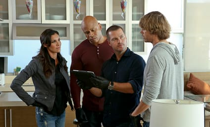 NCIS: Los Angeles Review: Let's Get Faded