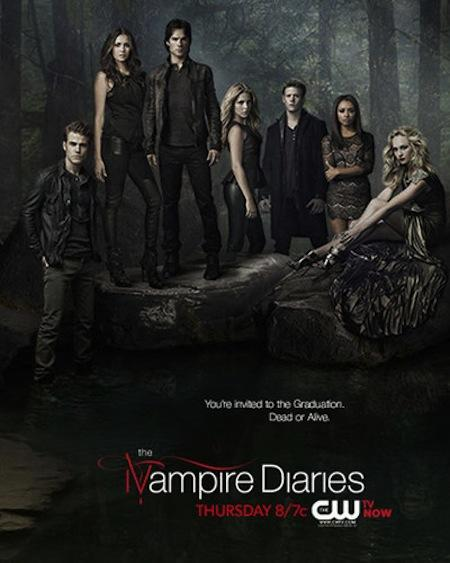 The Vampire Diaries Finale Poster