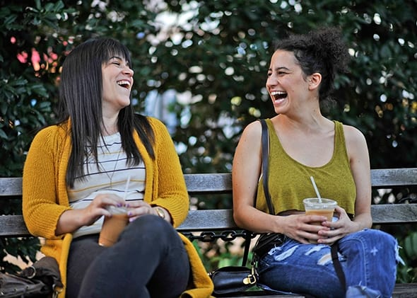 Ilana and Abbi - Broad City