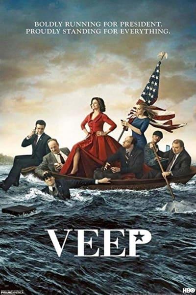 Veep River Poster