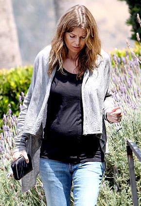 Pregnant Ellen