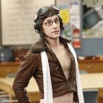 Dean Pelton in Costume
