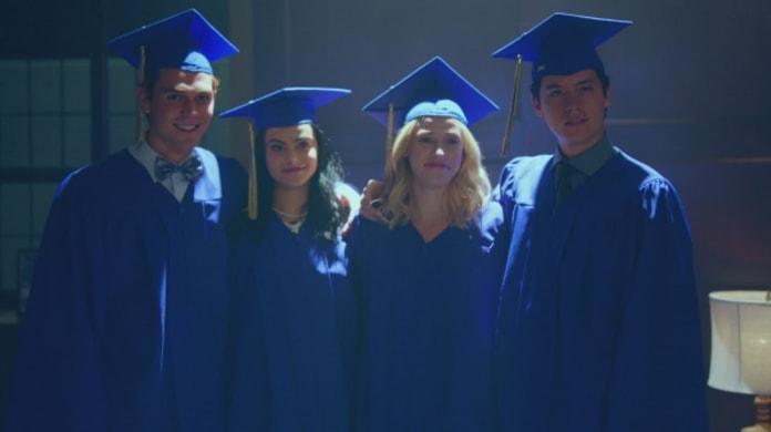 Risultato immagini per riverdale graduation